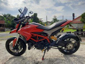 Ducati Hyper Motard 939 ปี 2017
