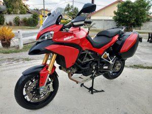 Ducati Multistrada 1200 Sport ปี 2012
