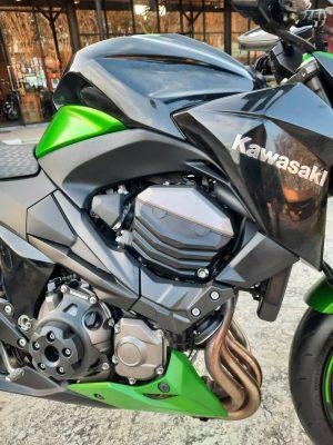 Kawasaki Z800 ปี 2016