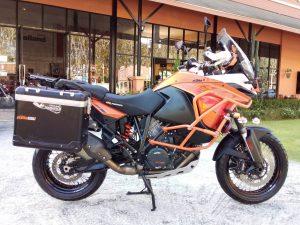 KTM Adventure 1190 ปี 2013