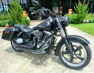Harley Davidson Dyna Switch Back 96Qb. ปี 2011