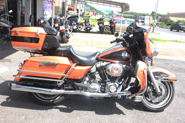 HARLEY-DAVIDSON FOR RENTALS (Second Hand@Bypass)